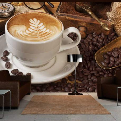 Photo Wallpaper-maybe The Coffee?