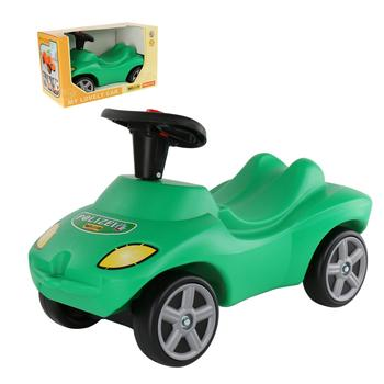 """Ride On Cars wader  Trolley-car \""""Police\"""""""" with sound signal (box) games for boys and girls for children toys cars for riding for boys and girls, strollers toy children's car motorcycle bike for kids"""""""