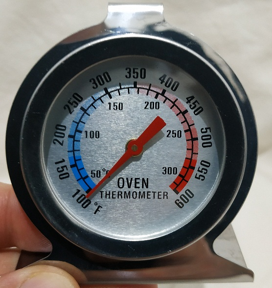 Stainless Steel Food Meat Kitchen Oven Thermometer