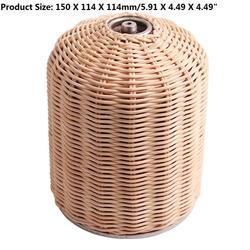 450/230g 가스 캐니스터 커버 프로텍터, 야외 캠핑, 갓 연료 실린더 스토리지 백, 다기능 캐니스터 커버 프로텍터