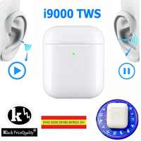 Drahtlose Bluetooth Headset i9000 V5.0 Kopfhörer ohne kabel QI Ladung Version KLACK de HK Mit Schreiben Aire PRO + EDR
