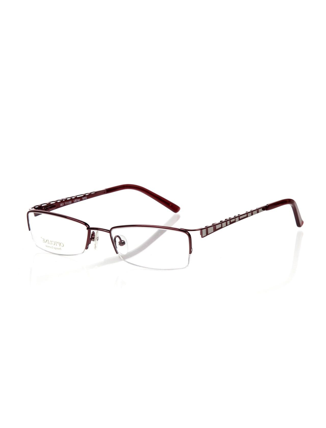 Markamilla Women Reading Glasses Frame Demo Glasses Eyewear Transparent High Quality WomenOptoline F-S 3797 THIS