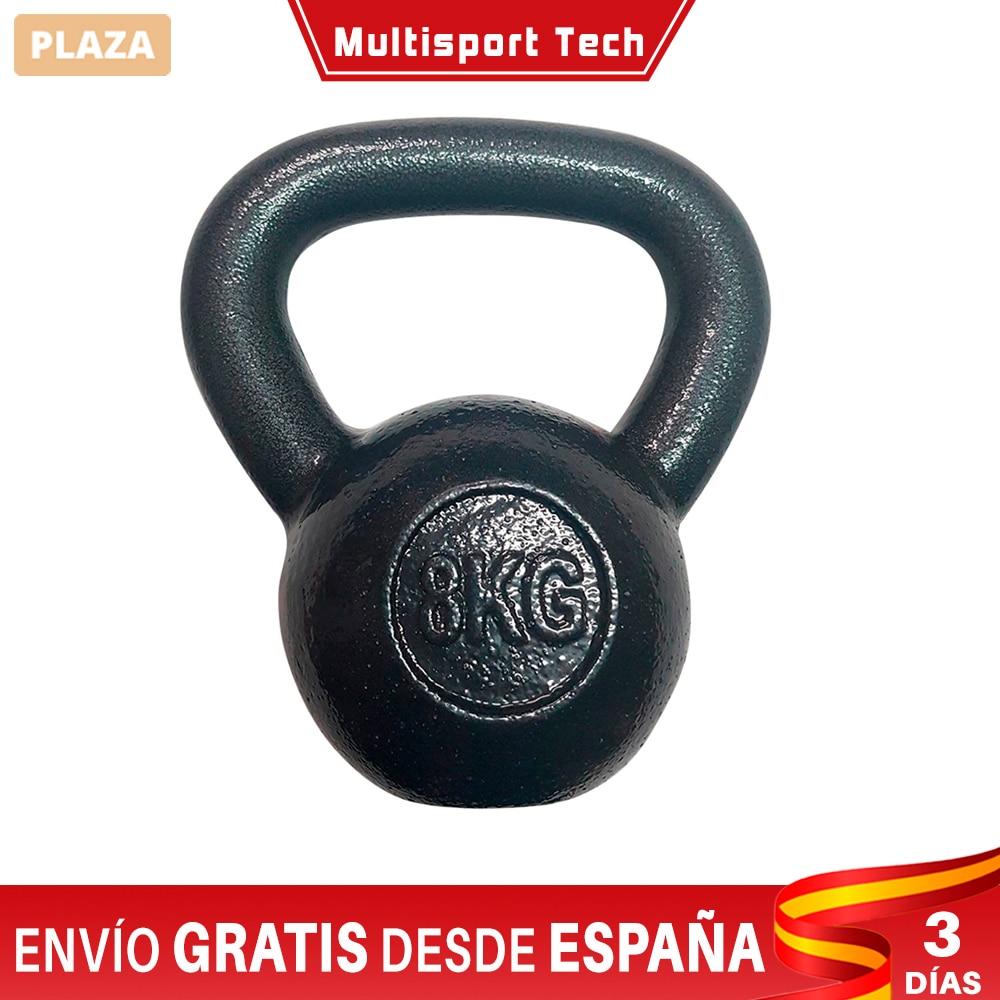Cannon Kettlebell Crossfit Pesas Rusas de Competición, hierro fundido 8 12 16 20 28 kg para entrenamiento, ejercicio|Mancuernas| - AliExpress