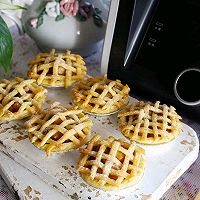 经典茶歇美式肉桂苹果派的做法图解15