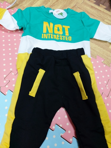 2021 Spring Autumn Toddler Boys Clothes Kids Clothes Sports Outfits Suit For Baby Boys Sets Children Clothing Set 1 2 3 4 5 Year photo review