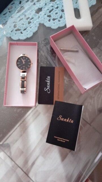 -- Relógio Relógio Sunkta