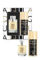 Aqua Di Polo 1987 La Rocco женский парфюмерный набор дезодорантов