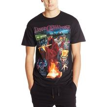 Мужская футболка с коротким вырезом горячая Распродажа забавная