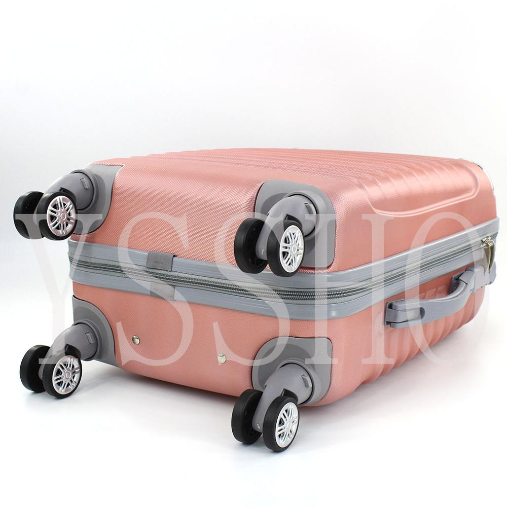 Cabin suitcase 55cm rigid ABS