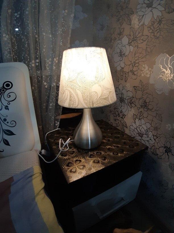 -- Lâmpada Moderna Iluminação