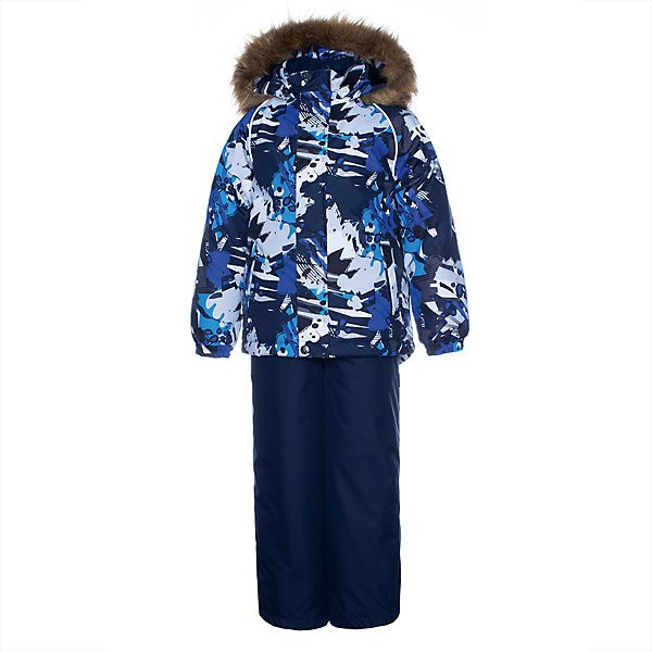 Set Huppa Winter jacket and pants