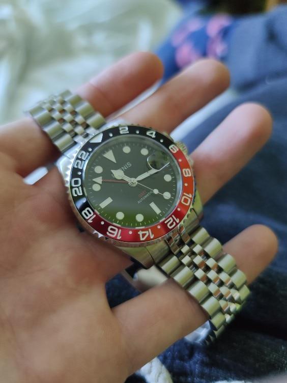 -- Mecânica Automática Relógios