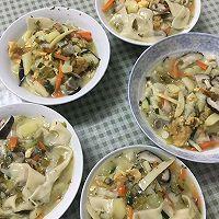 冬笋炒雪里蕻咸菜的做法图解13