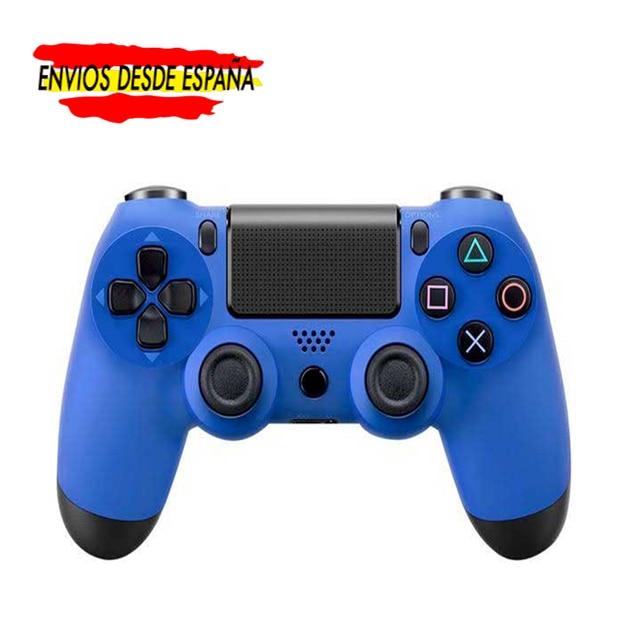 Mando inalámbrico Bluetooth 4,0 para PS4, Dualshock 4 para PlayStation 4 azul 1