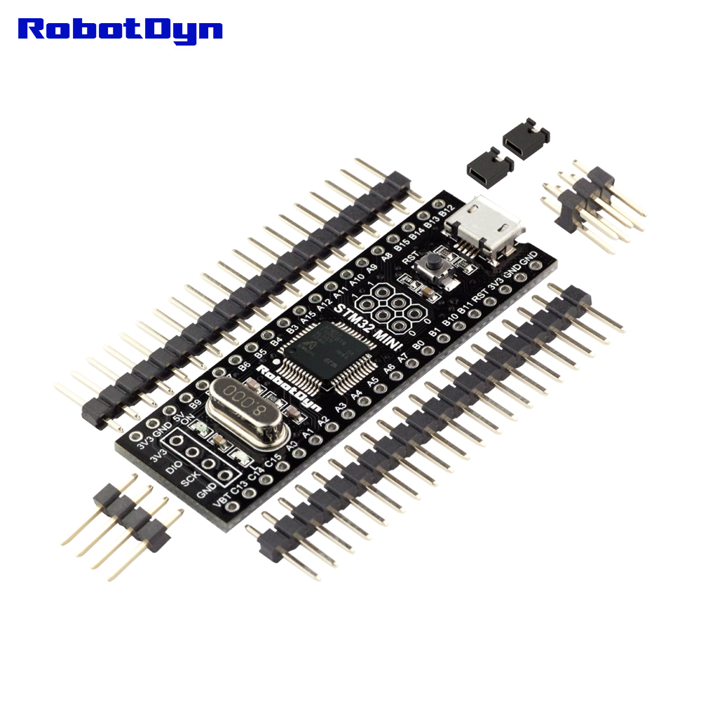 STM32 Black Pill Compatible IC APM32F103C 128KB Flash, + FPU, New ARM Cortex-M3, Compatible With STM32F103C8T6 /  STM32F103CBT6