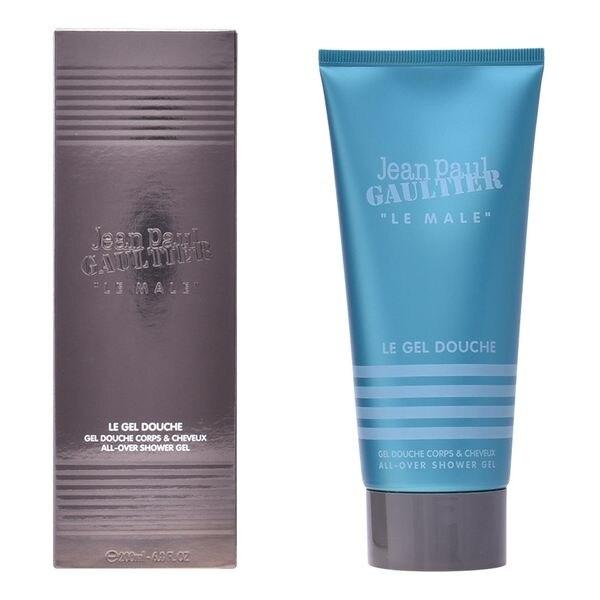 Shower Gel Le Male Jean Paul Gaultier (200 Ml)