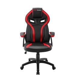 Stuhl Gamer Mars Gaming Mgc118br Schwarz Farbe Mit Detail In Rot up sitz Liege PU Beschichtung Hohe Qualität