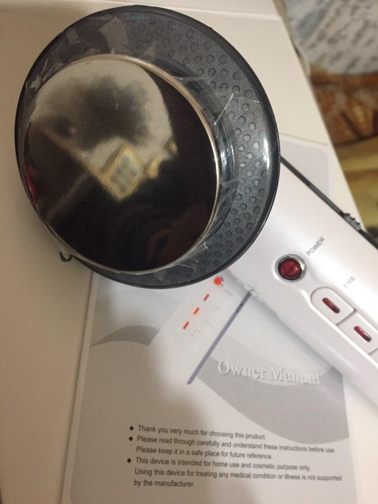 -- Ultra-som Cavitação Massageador