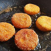 """#美食说出""""新年好""""#南瓜糯米饼的做法图解5"""