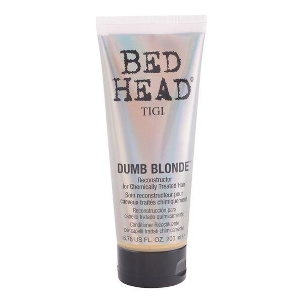 Conditioner Bed Head Dumb Blonde Tigi Blonde Hair