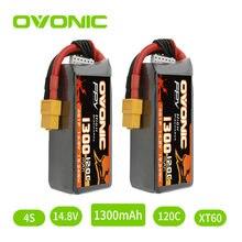 Ovonic 2 шт 120c 4s провод с силикатной гелевой Батарея 148