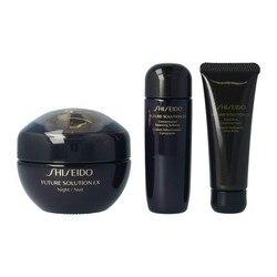 Vrouwen Cosmetica Set Toekomst Oplossing Lx Night Shiseido (3 Uds)