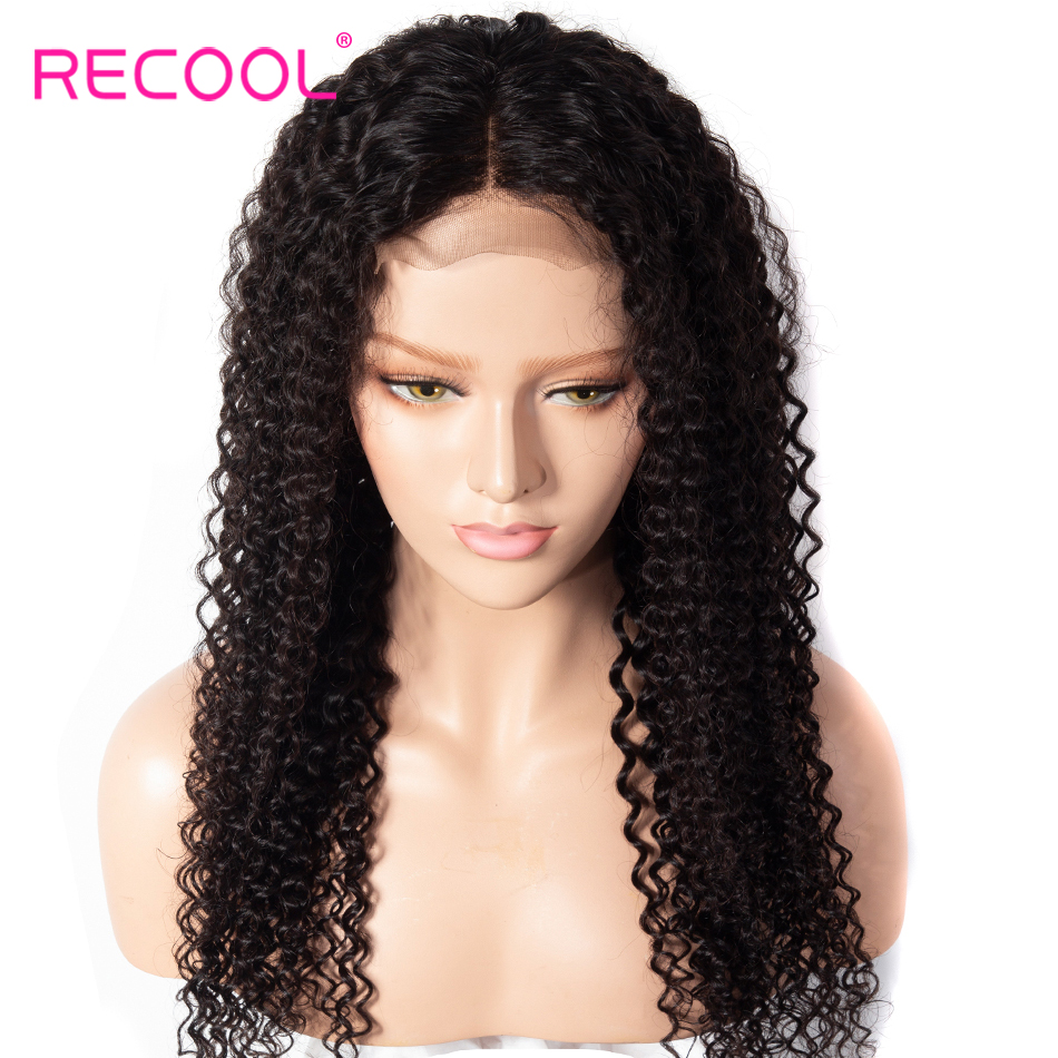 Recool Kinky Curly Wig Lace Front Human Hair Wigs 180 250 Density Brazilian Lace Front Wig Recool Kinky Curly Wig Lace Front Human Hair Wigs 180 250 Density Brazilian Lace Front Wig Pre Plucked 360 Lace Frontal Wig