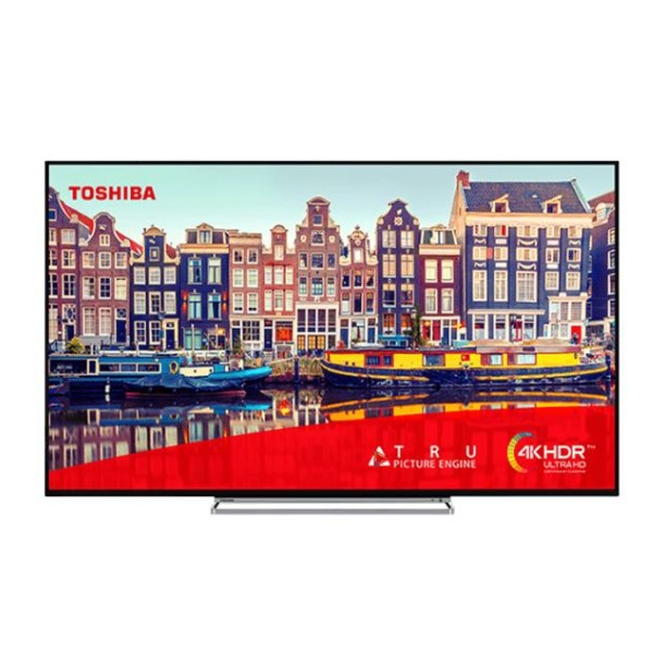 "Smart TV Toshiba 65VL5A63DG 65"" 4K Ultra HD LED WiFi Black
