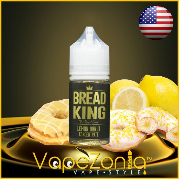 Kings Crest Aroma BREAD KING 30ml