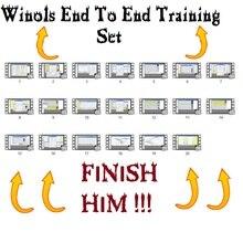 طقم وينول للتدريب + شاحنة + (Edc17 بما في ذلك) عرض Immo + Kessv2 + Ecm التيتانيوم + Obd + Ktag + Ksuite + Mtx Dtc مزيل + كامل