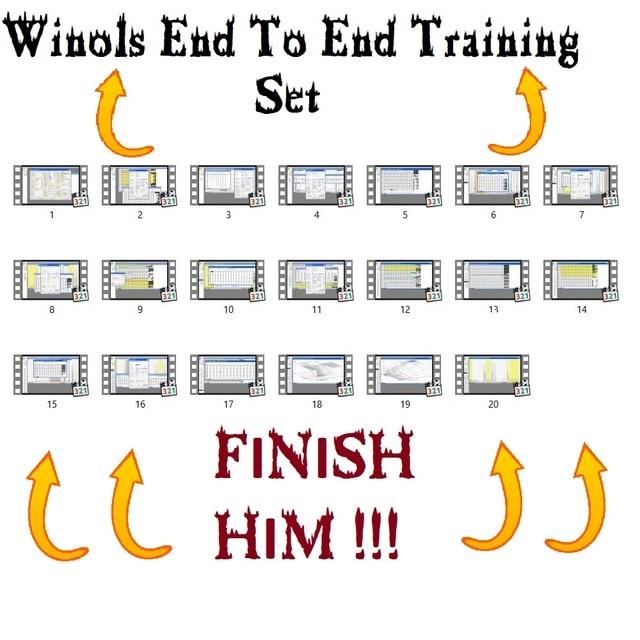 Winols Training Set+ Truck + (Edc17 Including) Immo Offer  + Kessv2 + Ecm Titanium + Obd + Ktag + Ksuite+ Mtx Dtc Remover + Full