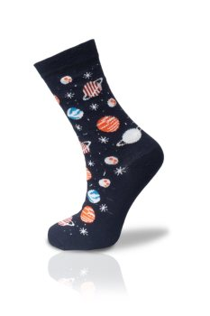 Planet Socket Socks Unisex 36 42