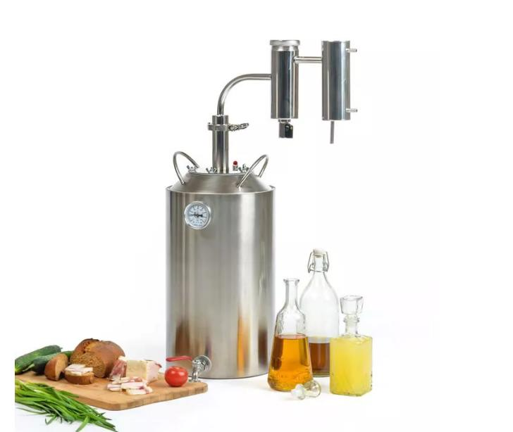 Moonshine Machine Germany 2 To 20 L, Making Pure Distillate,, Any Alcoholic Drinks You Home