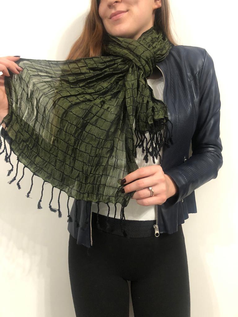Moda kadın % 100% doğal ipek eşarp kış lüks tasarımcı marka şal kadın bayanlar için sarar hafif ince yumuşak el yapımı