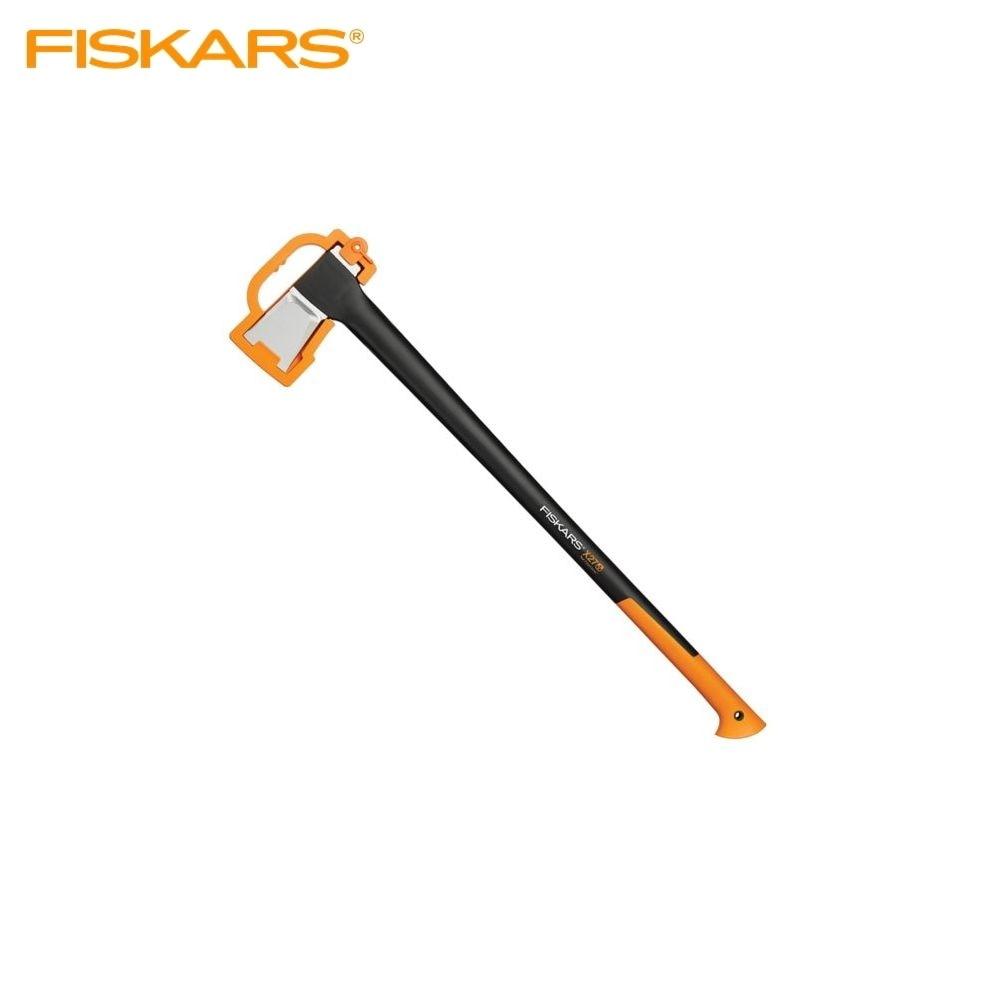 Axe cleaver Fiskars 122503 1015644 tools axe garden tools cleaver топор fiskars х27 1015644
