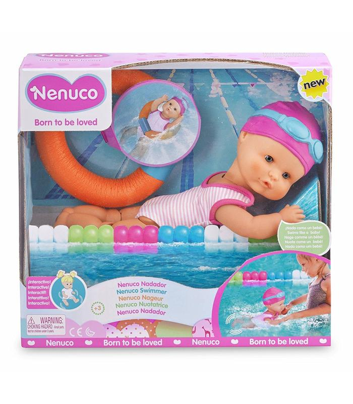 Nenuco Swimmer 35cm With Legs Articulated Toy Store Articles Created Handbook