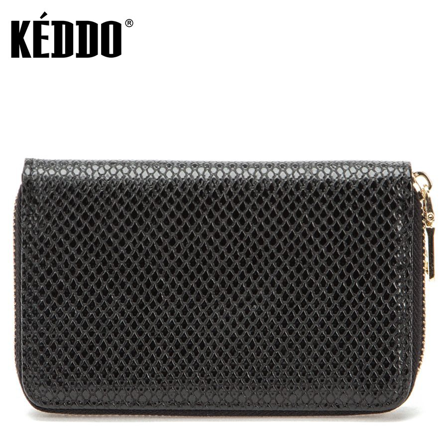 women's wallet black keddo