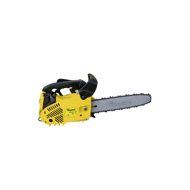 Gasoline Chainsaw Papillon Pruning Shears 25.4 C.C./30 Cm.