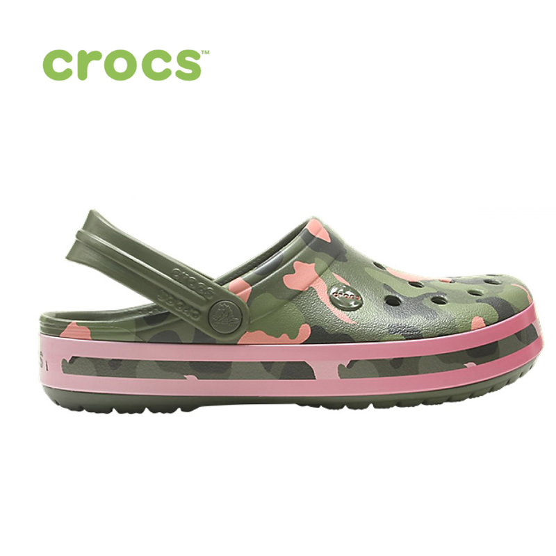 Фото - CROCS Crocband Seasonal Graphic Clog UNISEX for male, for female, man, woman TmallFS shoes women high heel shoes platform pumps woman thin high heels party wedding shoes ladies kitten heels plus size 34 40 41 42 43