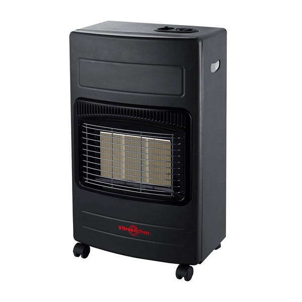 Gas Stove Vitrokitchen INF4200 4200W Black