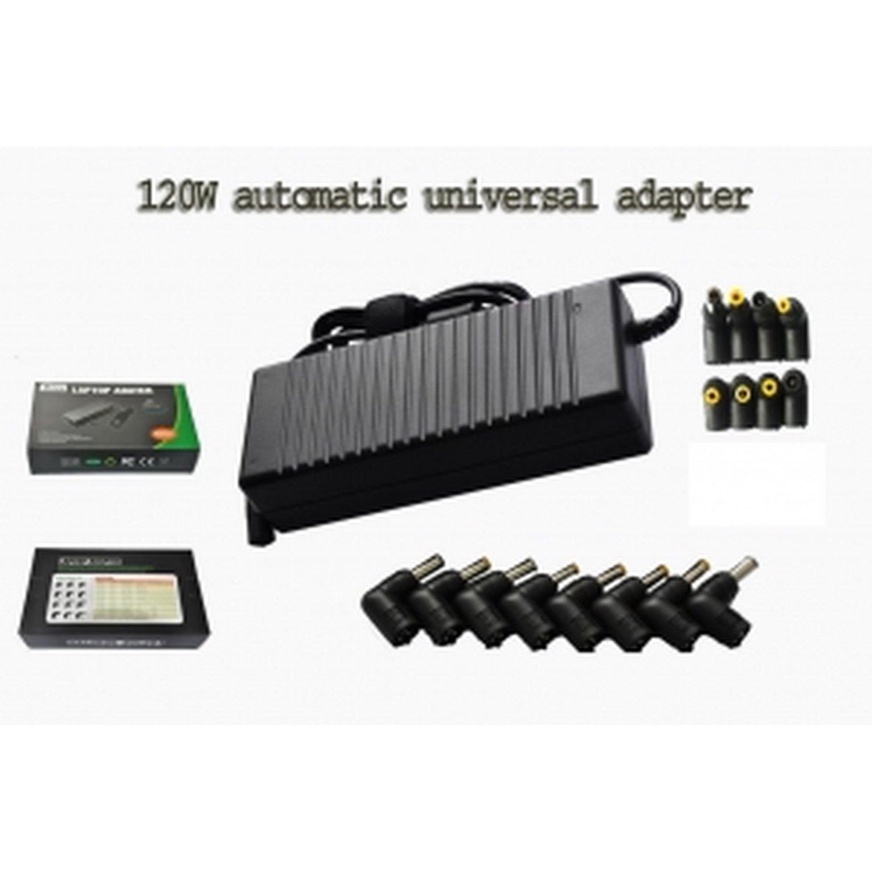 Универсальное зарядное устройство для ноутбука 60 Вт 120 Вт - Цвет: Другое