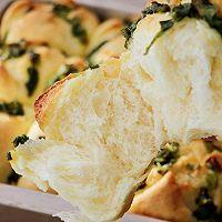 香味十足的葱香黄油小面包的做法图解8