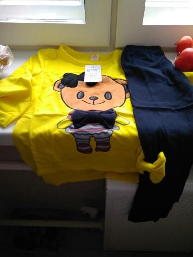 Conjuntos de roupas desgaste outono caBolsa
