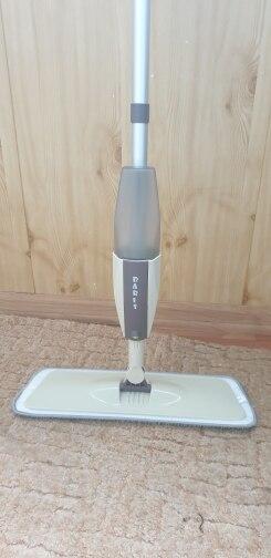 Vassoura Magica Mop Spray Profissional 100% Original photo review