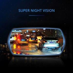 Image 3 - מקורי AZDOME M11 מצלמת מקף 1080P DVR רכב מצלמה מיני Dashcam עדשה כפולה ראיית לילה תמיכת Gps 24h חניה צג