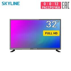 TV de 32 SKYLINE 32U5010 Full HD 3039 televisión en pulgadas dvb-T dvb-t2 digital