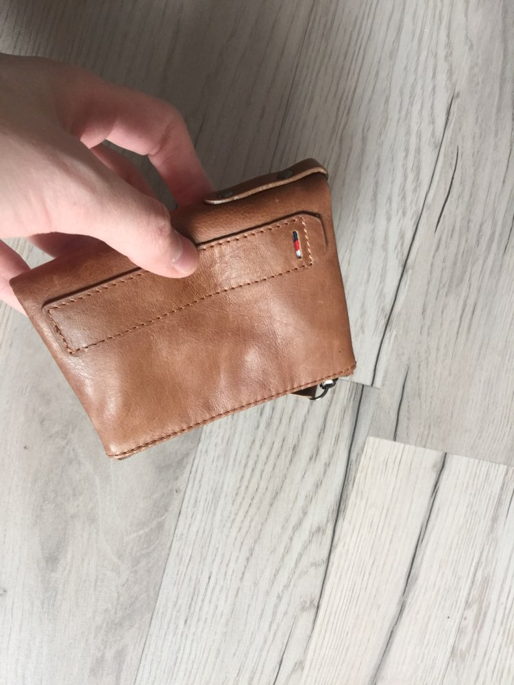 RFID Protected Free Engraving Genuine Leather Men Wallet Card Holders Wallets Double Zippers Coin Wallet Men Leather Short Purse leather wallet purse wallet pursebusiness purses - AliExpress