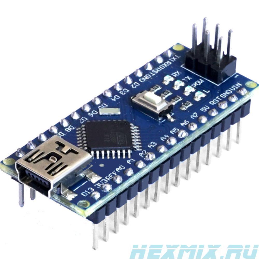 Nano 3.0 Arduino Compatible Board 5V/ 16MHz ATmega328