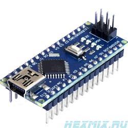 Nano 3,0 Arduino kompatibel board 5V/ 16MHz ATmega328