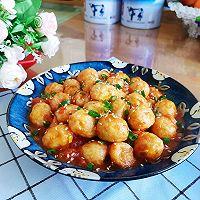 #百变鲜锋料理#茄汁虎皮鹌鹑蛋的做法图解15